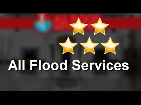 All Flood Services Palm Beach Florida Great Five Star Review by Janine N. - Water Damage