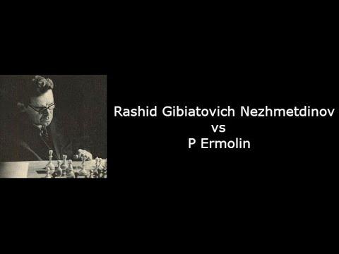 Rashid Gibiatovich Nezhmetdinov vs P Ermolin