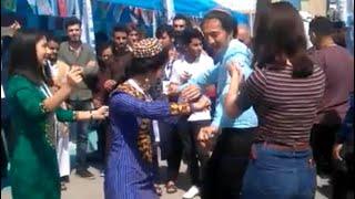 Turkmen gyzlary talyplar tans 2018 Türkiye 🇹🇷 döwletinde