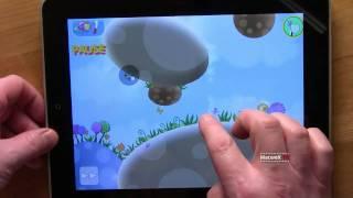 """Test iPad App """"Aqua Panic Deluxe"""""""