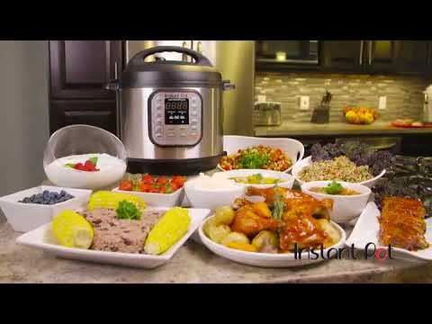 6 in 1 Multi Use ProgrammablePressure Cooker SlowCooker Slow Cookers & Pressure Cookers NEW Insta Pot LUX60 6QT