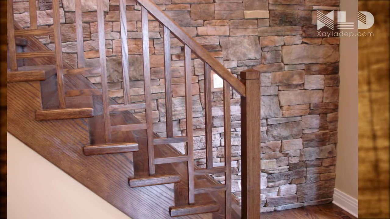 M u c u thang g p nh t n m 2017 youtube - Give home signature look elegant balustrades ...