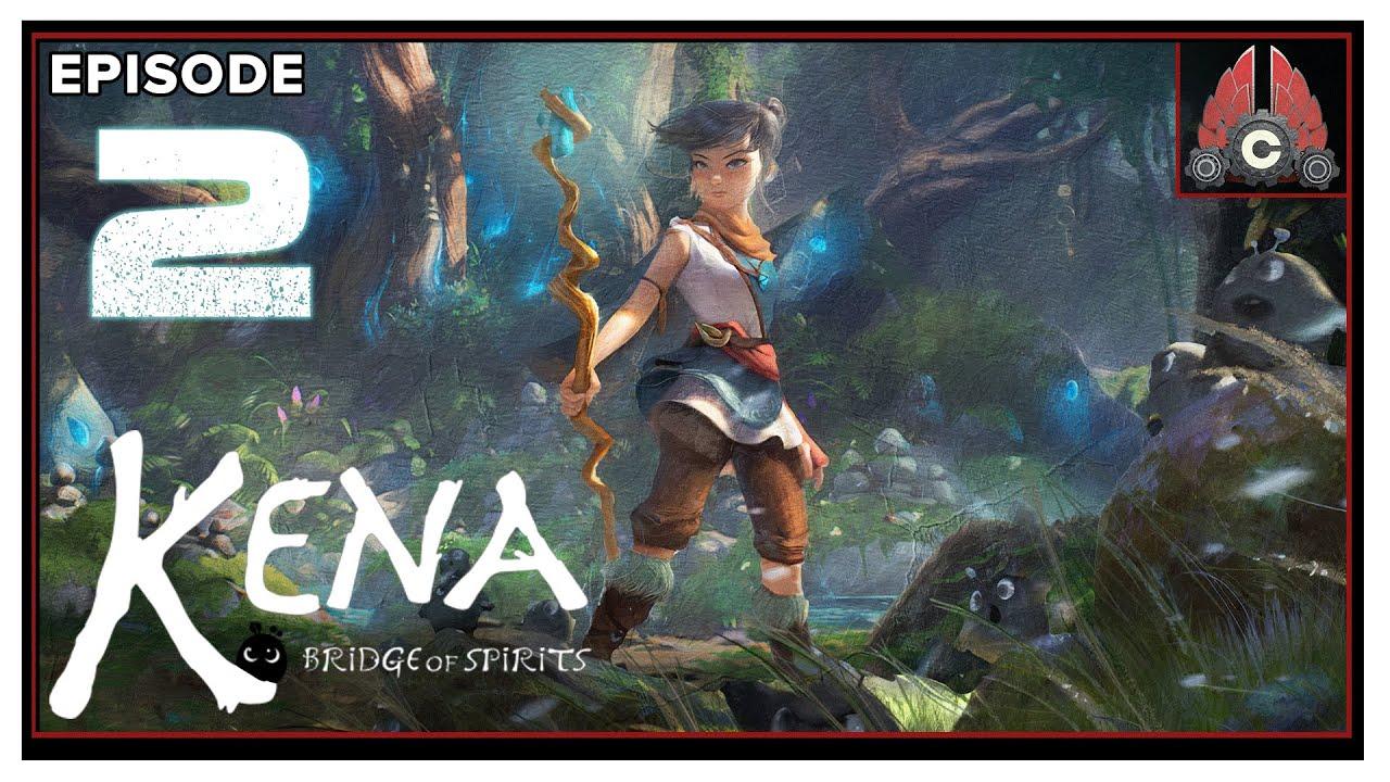 CohhCarnage Plays Kena: Bridge Of Spirits - Episode 2