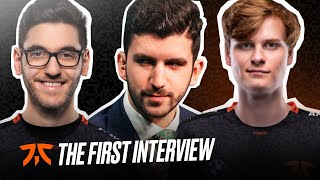 The First Interview | FNATIC 2021 Roster - First Look