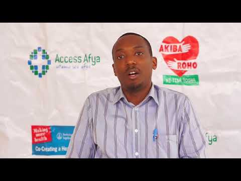 HIMSS Asia Pacific 2017 Dr.  Eric Mbuthia