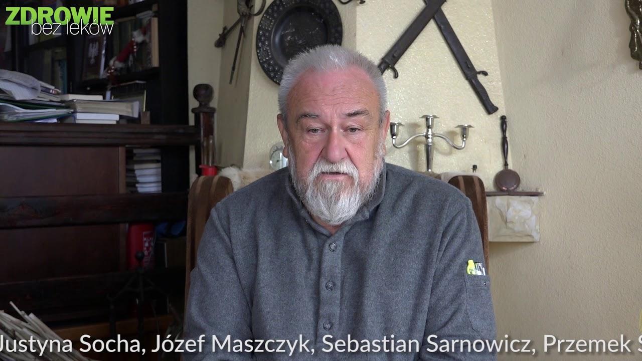 dr Jerzy Jaśkowski - Czego unikać, aby zachować zdrowie!