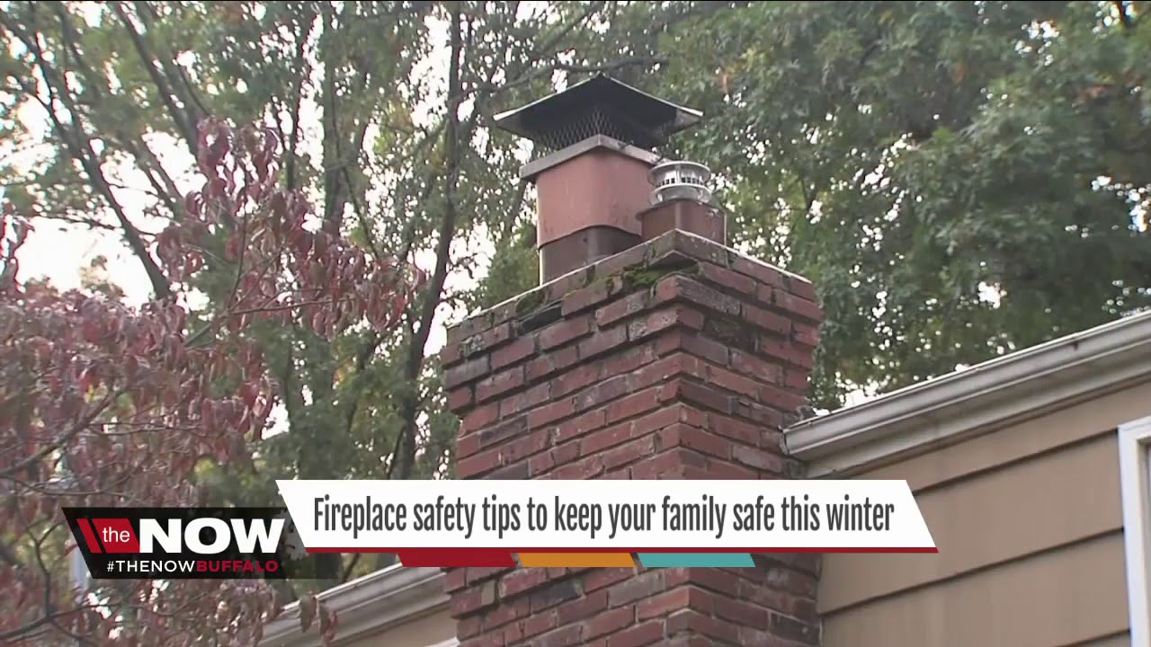 fireplace safety tips to keep your family safe this winter youtube