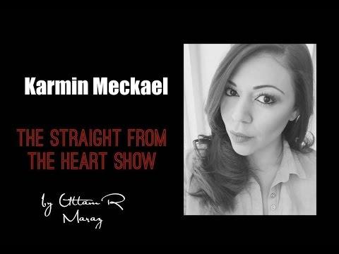 Karmin 'Habibi' Meckael on The Straight From The Heart Show