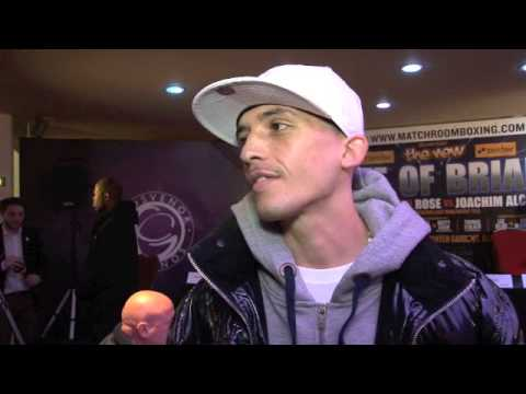 'HE (FLOYD) IS THE AMERICAN LEE SELBY' -  SAYS LEE SELBY ON BEING CALLED 'THE WELSH MAYWEATHER''