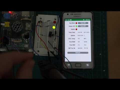 Server Side Event flask and gevent python Raspberry PI web control app