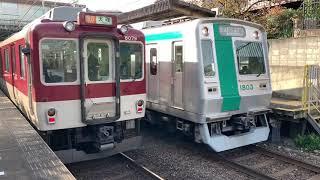 【多彩なモーター音】近鉄京都線の音を楽しむ動画