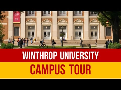 Welcome to Winthrop University - College Campus Tour