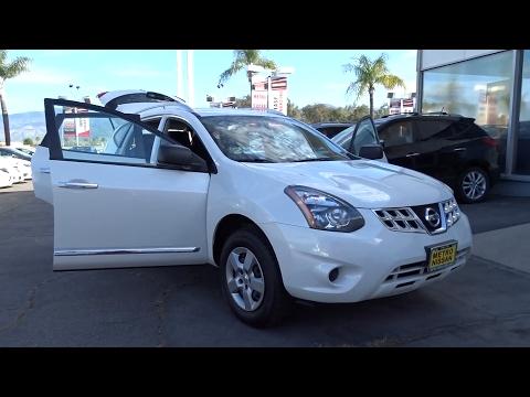 2015 Nissan Rogue Select San Bernardino, Fontana, Riverside, Palm Springs, Inland Empire, CA P9001R