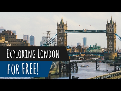 London Travel Guide - Top FREE Things to do in London, Engla