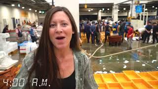 3 A.M. FISH AUCTION | SEOUL, SOUTH KOREA