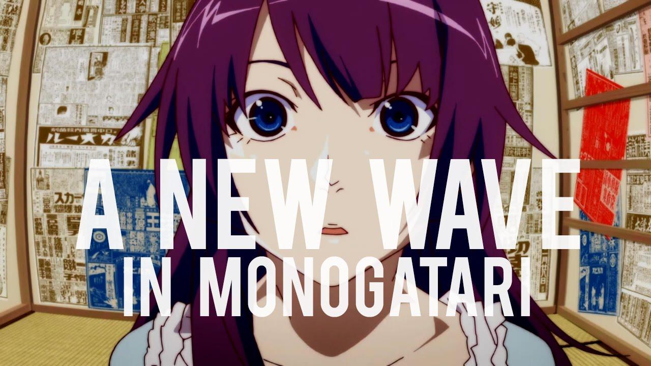 monogatari anime