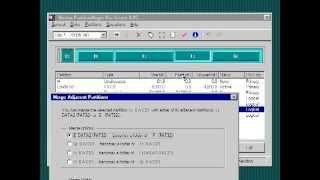شرح تعليم برنامج التقسيم Partition Magic فيديو Thumbnail