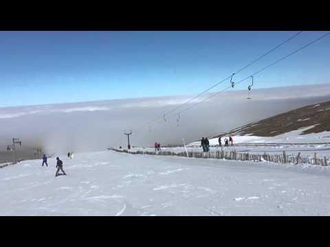 Cairngorm Ski Resort 2016