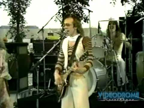 BOB WELCH - Ebony Eyes LIVE (With Stevie Nicks & Mick Fleetwood + Interview With Jeff Conaway)