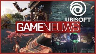 Assassin's Creed, Trials, The Division 2 en veel meer toffe games! #UbiE3 #GameNieuws