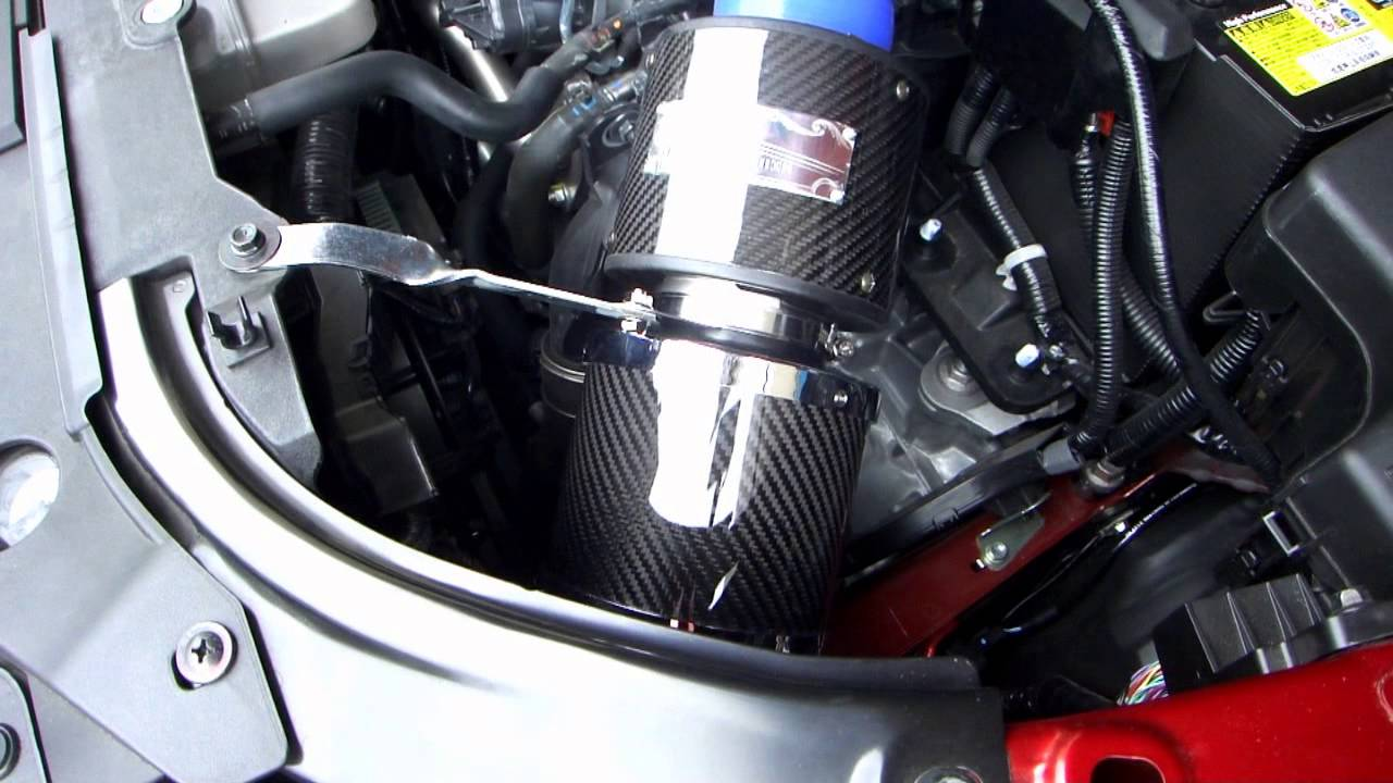 MAZDA CX-5 DIESEL TURBO CARBON CHAMBER AIR INTAKE - YouTube