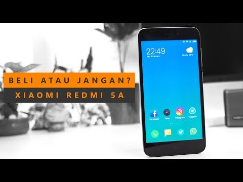 Inilah Alasan Kenapa Kamu HARUS Dan JANGAN Beli Xiaomi Redmi 5A