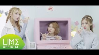 LIME - BABY BOO Official Music Video 4K