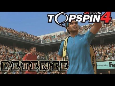 """Top Spin 4: Les """"Suisse"""" au top de leur forme"""