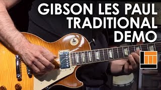 Kim Mitchell Performs: Gibson Les Paul Traditional Demo