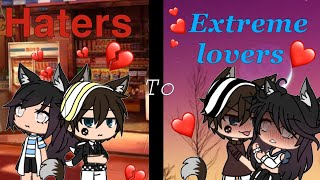 Haters to extreme lovers ~ 13+ ~ GLMM ~ Original? ~ read DESC
