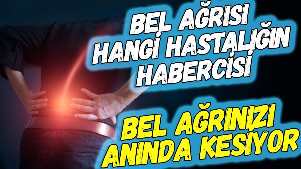 BEL AĞRISI HANGİ HASTALIĞIN HABERCİSİ | BEL AĞRINIZI ANINDA KESİYOR.