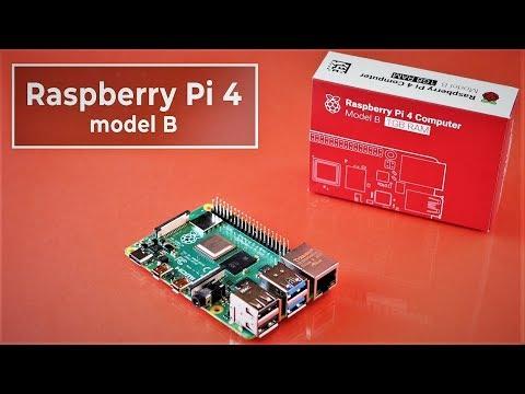 Raspberry Pi 4 Model B — замена десктопу на Linux. Железки Амперки