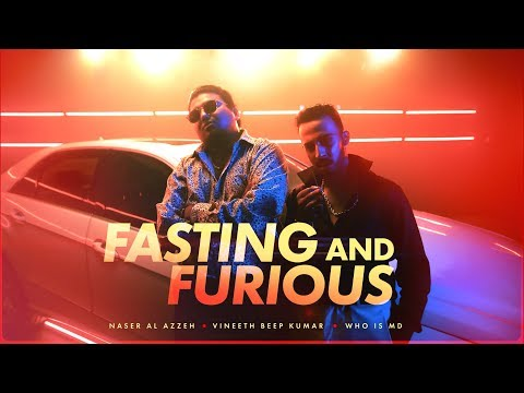 Jordindian - Fasting and Furious (Official Music Video)   FNF