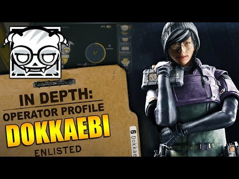 Rainbow Six Siege - In Depth: How to use DOKKAEBI