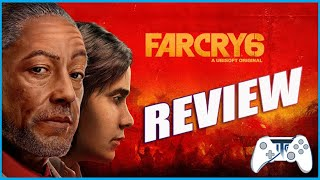 Farcry 6 Review (Video Game Video Review)