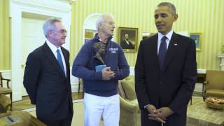 Bill Murray and President Obama | The Mark Twain Prize