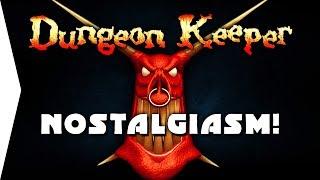 Dungeon Keeper 1 ► First Time Gameplay! - [Nostalgiasm]