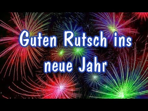 Ich WГјnsche Ihnen Ein Guten Rutsch Ins Neue Jahr