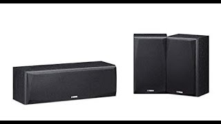 yAMAHA NS-P51 UNBOXING REVIEW