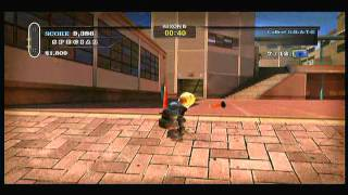 Tony Hawks Pro Skater HD secret tape school 2