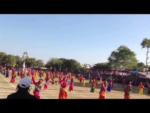 KHO PIYO AISH KARO DANCE BY ST.TERESA'S SCHOOL BOYS