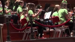 Mozart - Symphony No. 25 in G minor (Coornhert Gymnasium, Orkestival 2015, Concertgebouw Amsterdam)