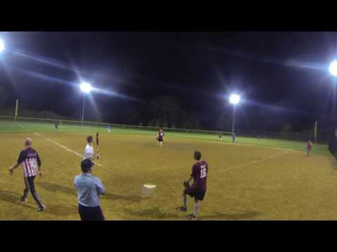 Thursday Night Softball - Unfinished Business vs Wasted Talent Game 2
