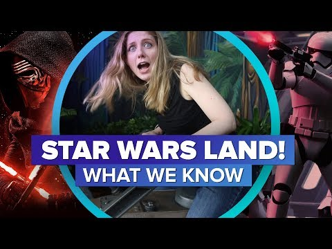Star Wars land: Everything we know