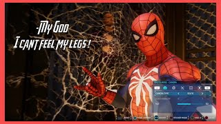 Spider-man Is Kind of an Asshole - Marvel's Spider-Man / Hilarious Clip