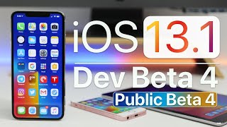 iOS 13.1 Beta 4 is Out! - What's New?