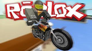 ROBLOX JAILBREAK * UPDATE *-MOTOCICLETAS VOANDO COM COMBUSTÍVEL FOGUETE!