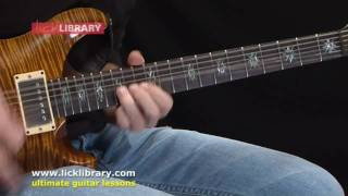 Davy Knowles - River Bed - Guitar Performance