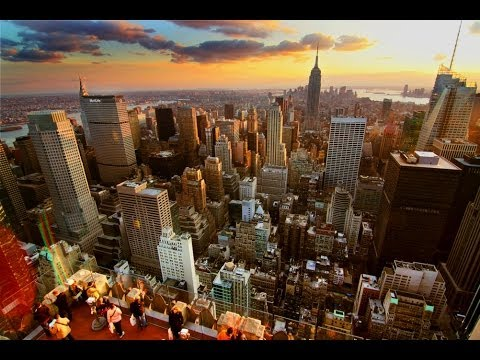 NEW YORK CITY Metropolitan Chillout Lounge Mix HD Del Mar