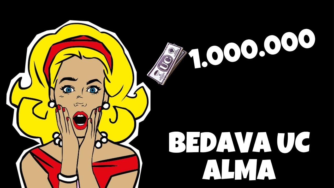 BEDAVA UC ALMA TAKTİĞİ | PUBG MOBİLE